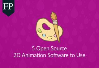 5 Open Source 2D Animation Software to Use 3 Open Source 2D Animation Software
