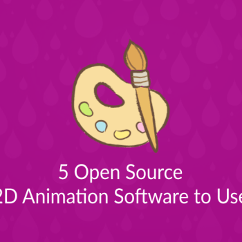 187 Open Source 2D Animation Software