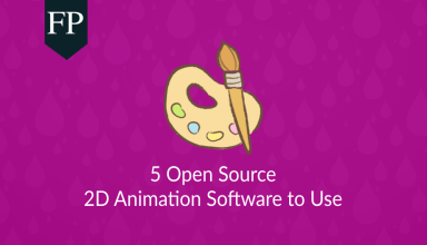 5 Open Source 2D Animation Software to Use 1 Open Source 2D Animation Software