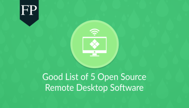 Good List of 5 Open Source Remote Desktop Software 35