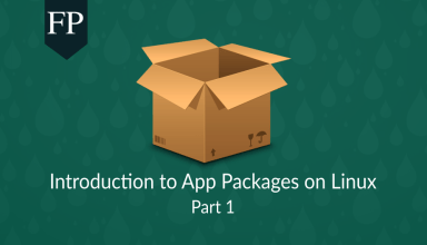 Introduction to App Packages on Linux 191