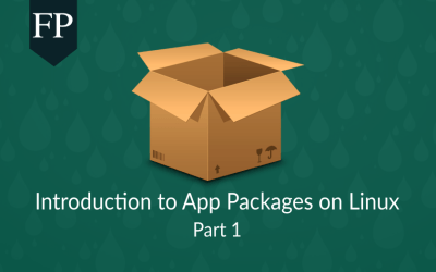 Introduction to App Packages on Linux 9