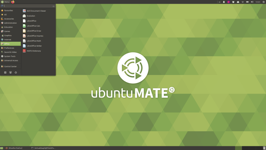 Best Distribution of 2019 Goes to Ubuntu MATE 19.10 131