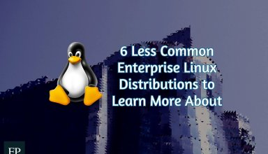 6 Less Popular Enterprise Linux Distributions 17