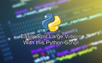 Easily Clip/Split Large Videos With this Python Script 13