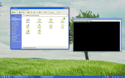 Make Your Linux Look Like Windows XP, 7 and 10 2