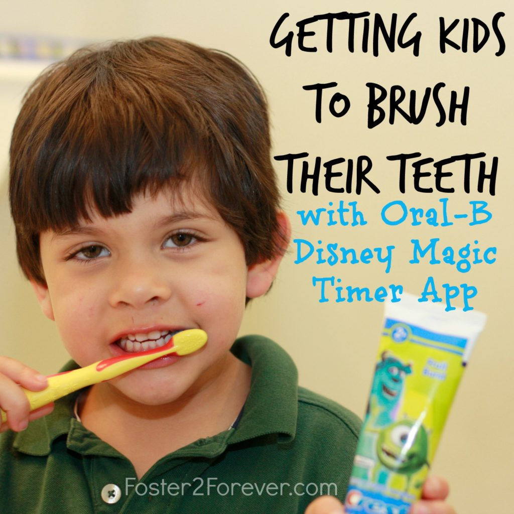 How I Got My Kids To Brush Their Teeth