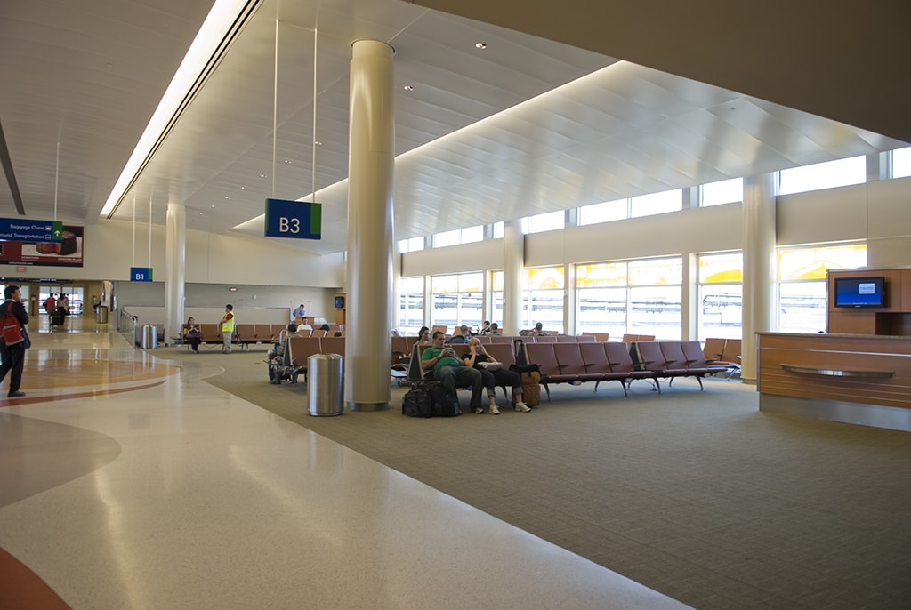 San Antonio International Airport Expansion Program