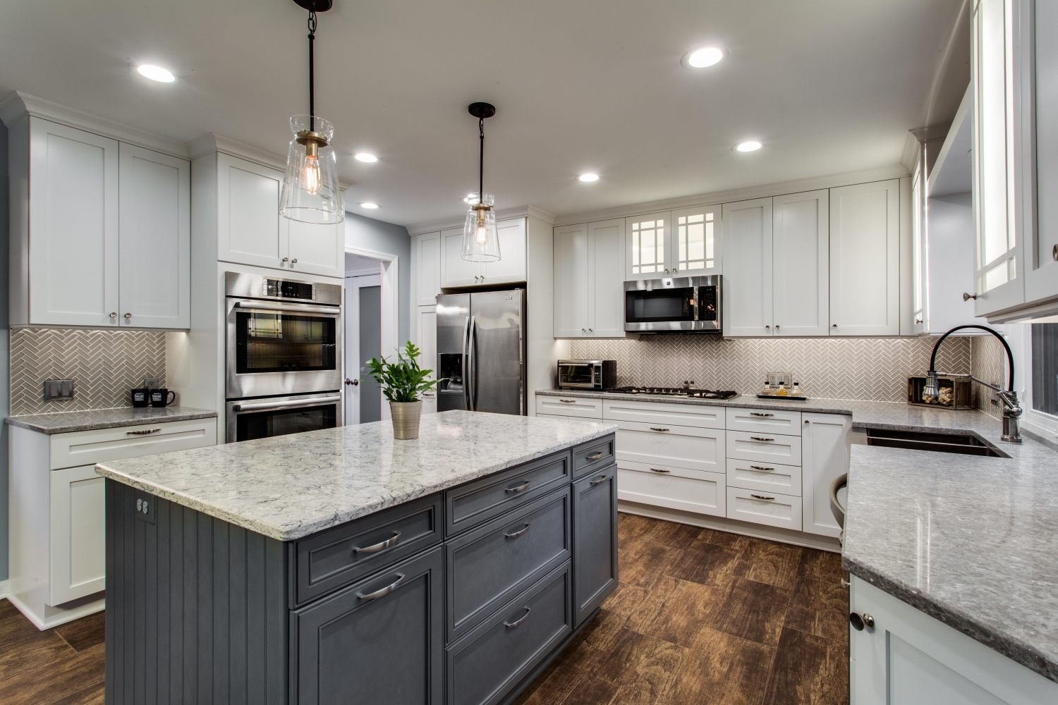 The Best Kitchen Remodel For Your Money. | Foster ... on Kitchen Remodeling Ideas  id=42785