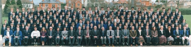 Fosters School 1992