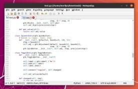 notepadqq-screenshot