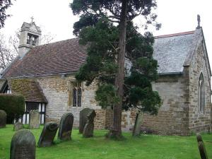 All Saints Church Foston