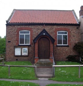 Thornton Methodist Chapel