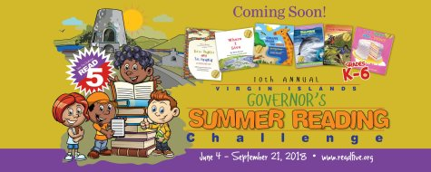 2018 usvi governors reading challenge