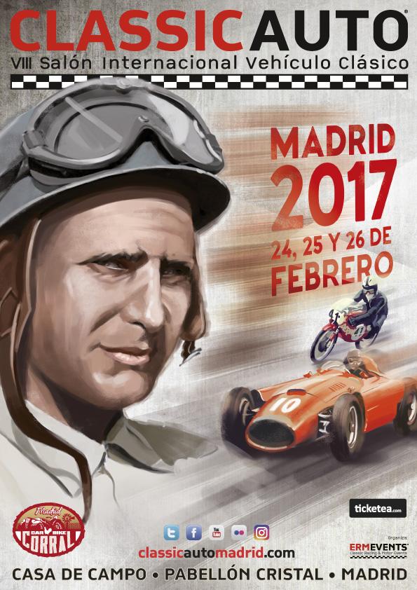 Classic Auto Madrid vuelve del 24 al 26 de febrero
