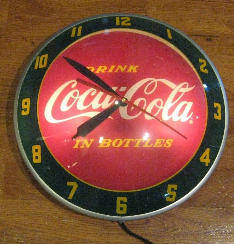 Electric Wall Clock Foter