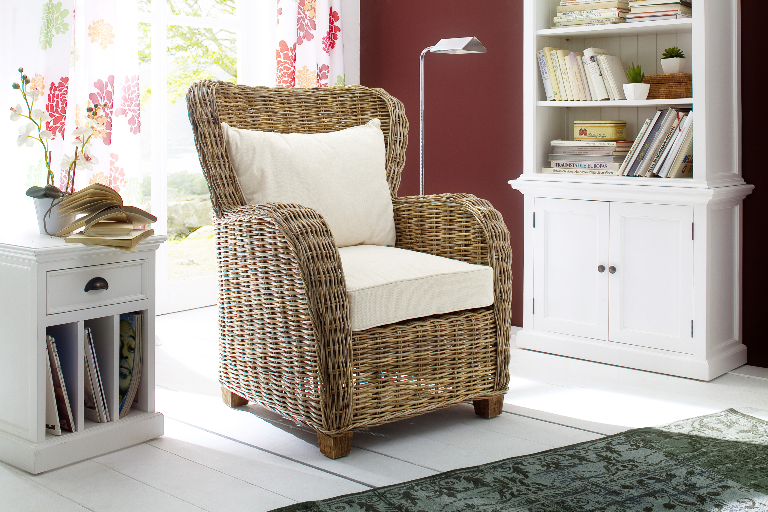 We've tapped top interior designers to share their insider secrets, tips, and advice to create a cool and cozy living room you'll want to hang out in. Rattan Living Room Chairs - Foter