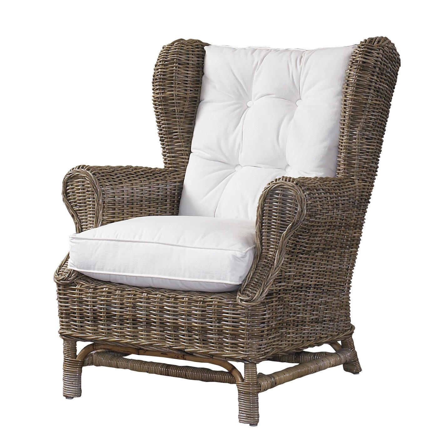 wicker outdoor arm chairs ideas on foter