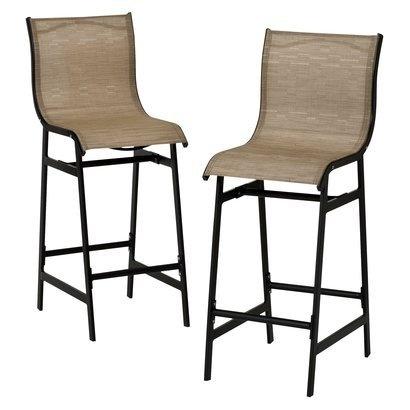 https foter com outdoor sling bar stools