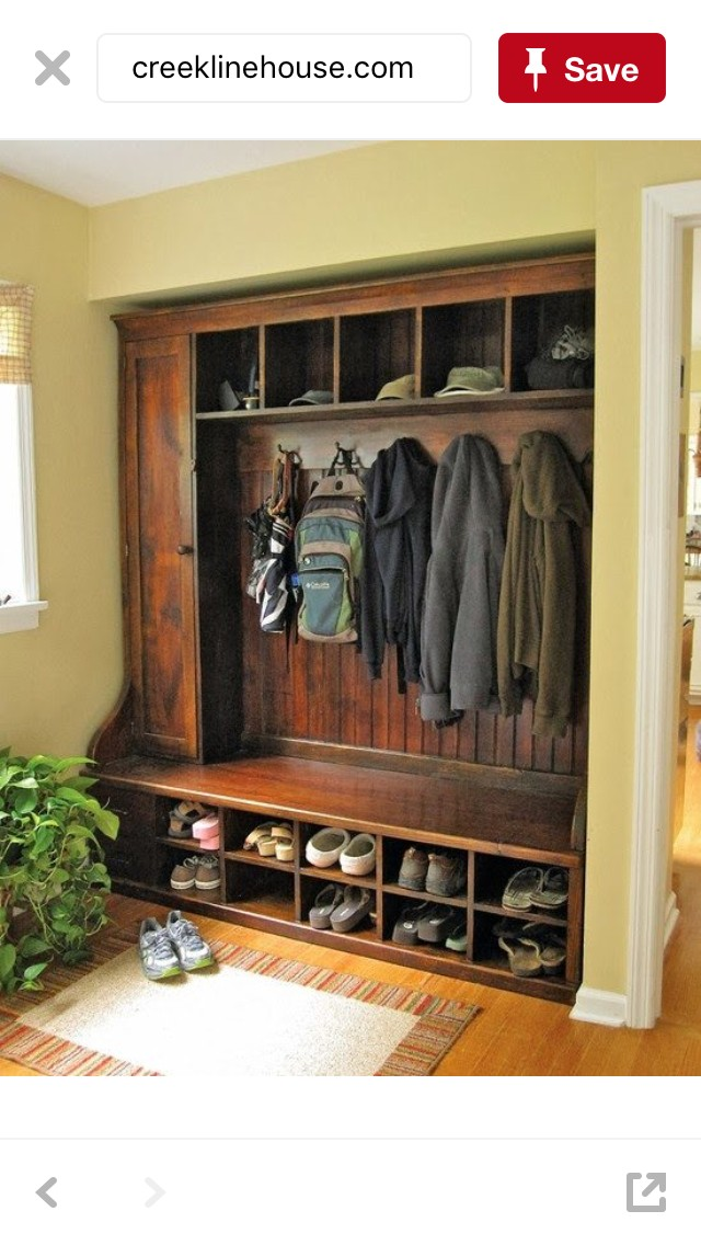 storage bench with shoe rack ideas on