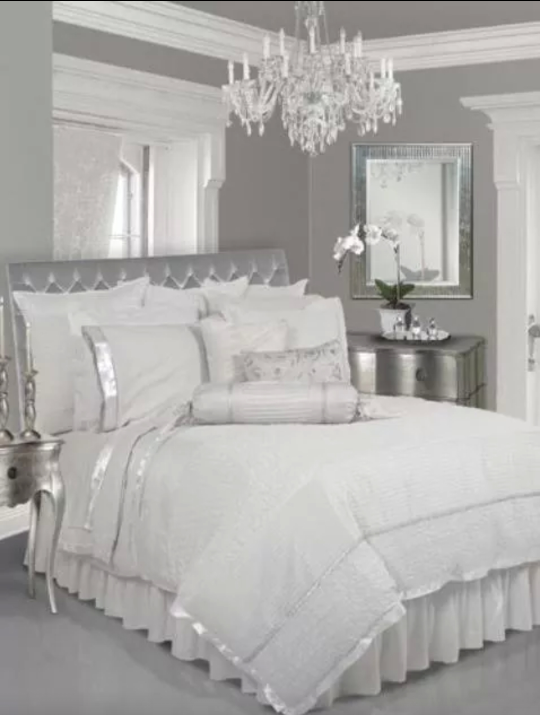 silver bedroom furniture ideas on foter