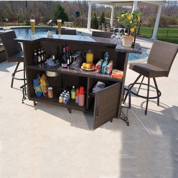 Portable Patio Bar - Foter on Portable Backyard Bar id=50401