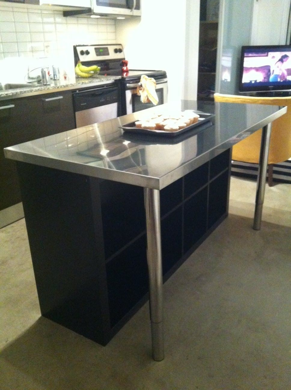 Kitchen Islands On Casters For 2020 Ideas On Foter