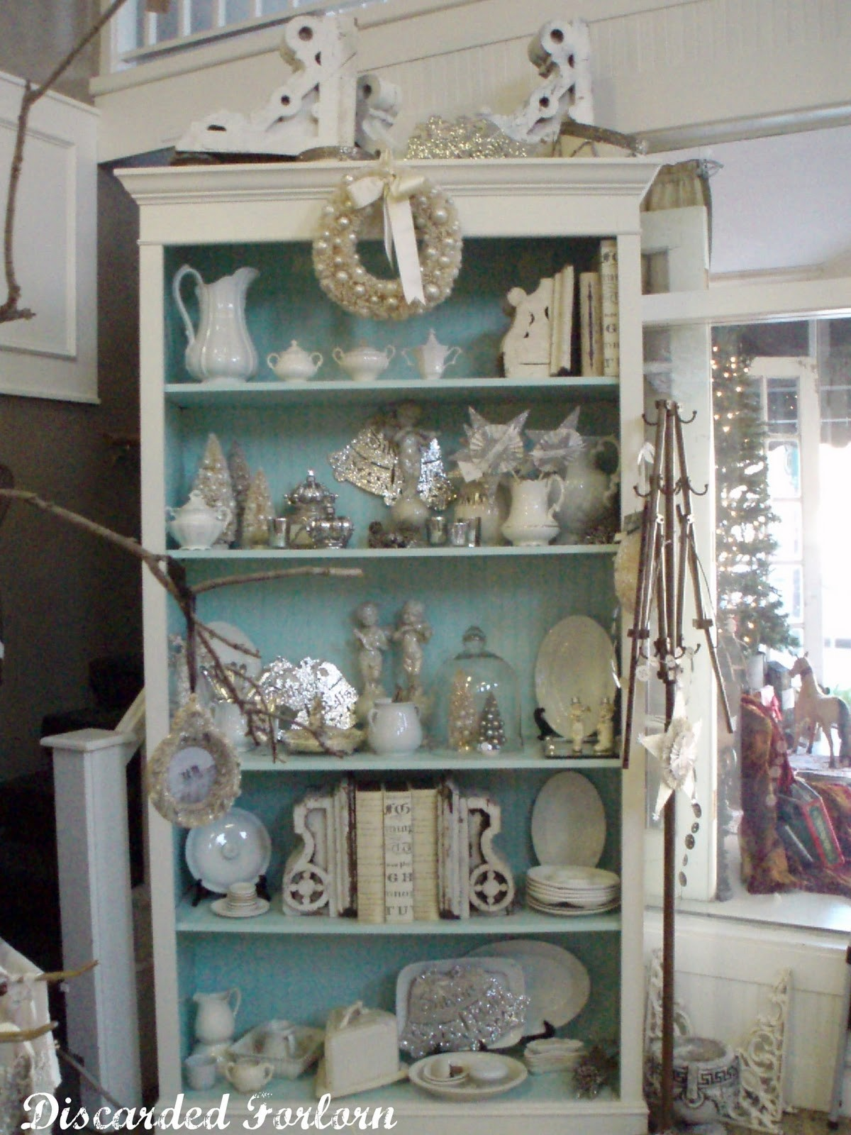 In most cases, simplicity is the best method to utilize. Shabby Chic Bookcases Ideas On Foter