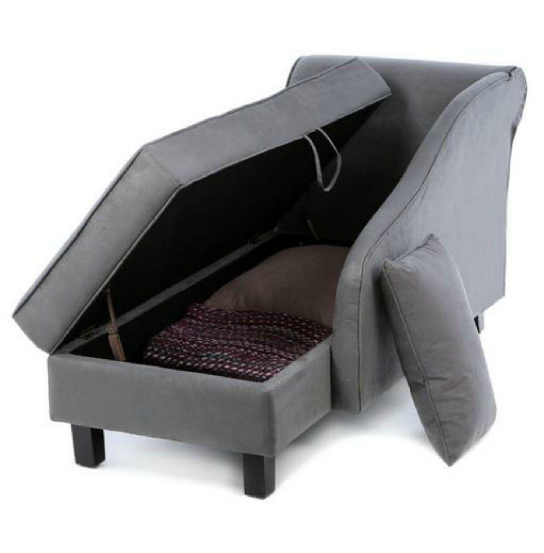 storage chaise lounge furniture ideas