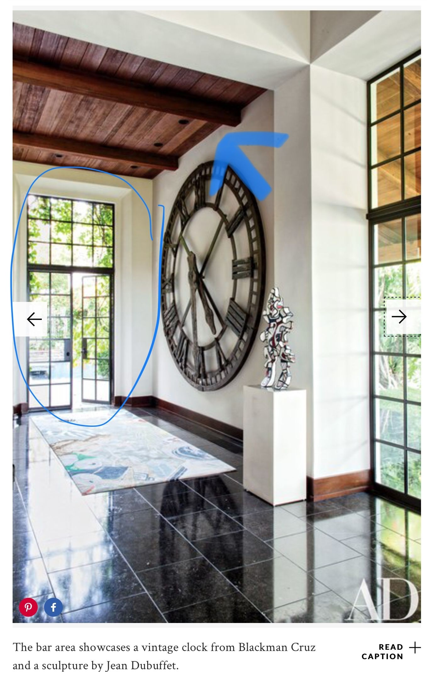 Large Wall Clocks Contemporary Ideas On Foter