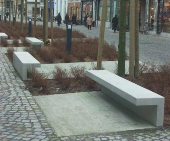 Concrete Park Benches Ideas On Foter