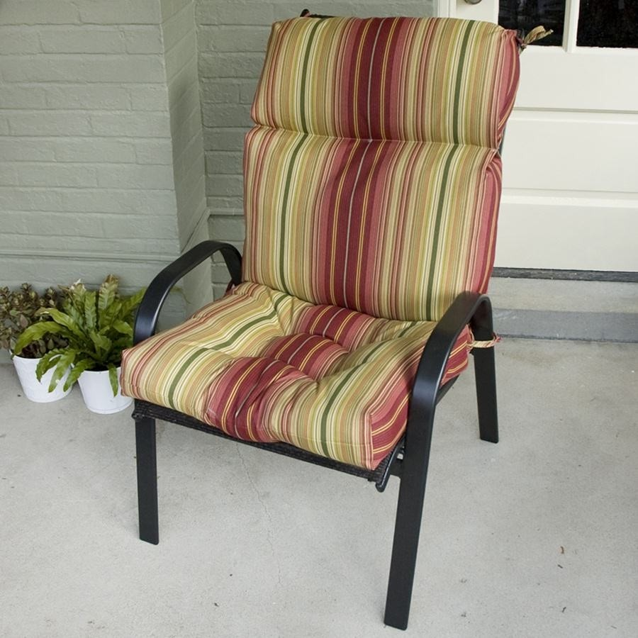 high back patio cushions ideas on foter