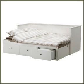 Full Size Daybed With Storage Drawers