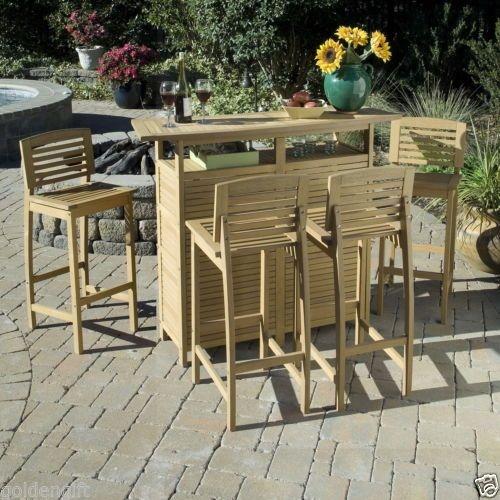 teak outdoor bar ideas on foter