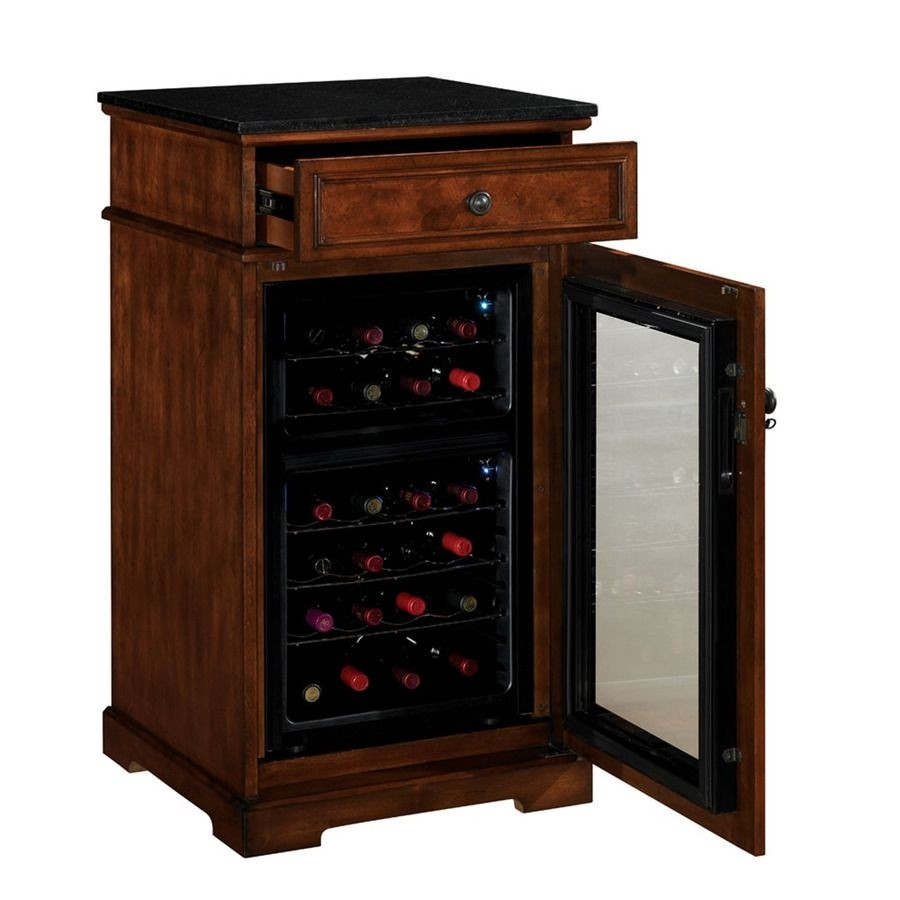 wine cooler cabinet furniture ideas