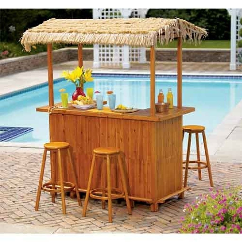 Outdoor Bars For Sale - Ideas on Foter on Backyard Tiki Bar For Sale id=33348