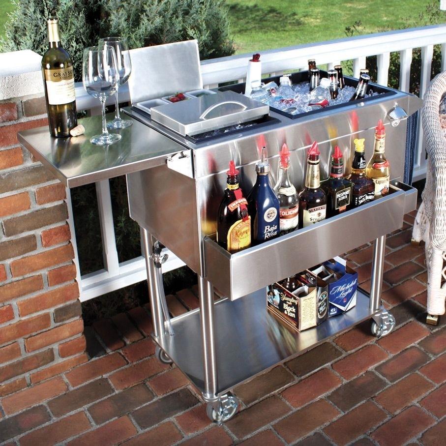 Portable Patio Bar - Foter on Portable Backyard Bar id=45084