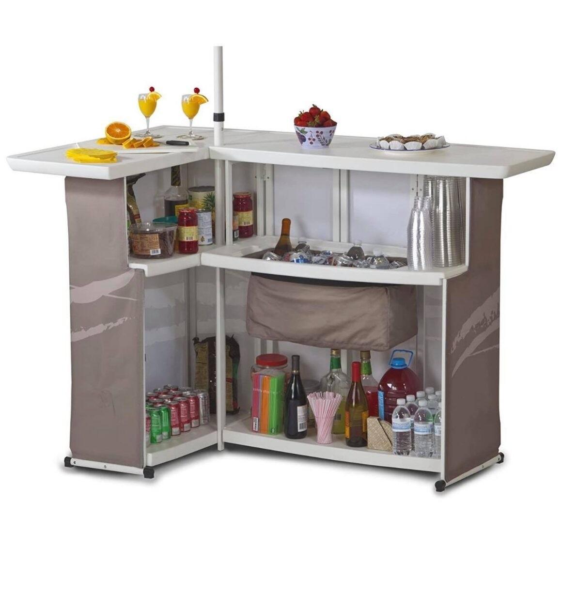 Portable Patio Bar - Ideas on Foter on Portable Backyard Bar id=55598