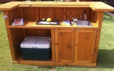 Portable Patio Bar - Foter on Portable Backyard Bar id=14464