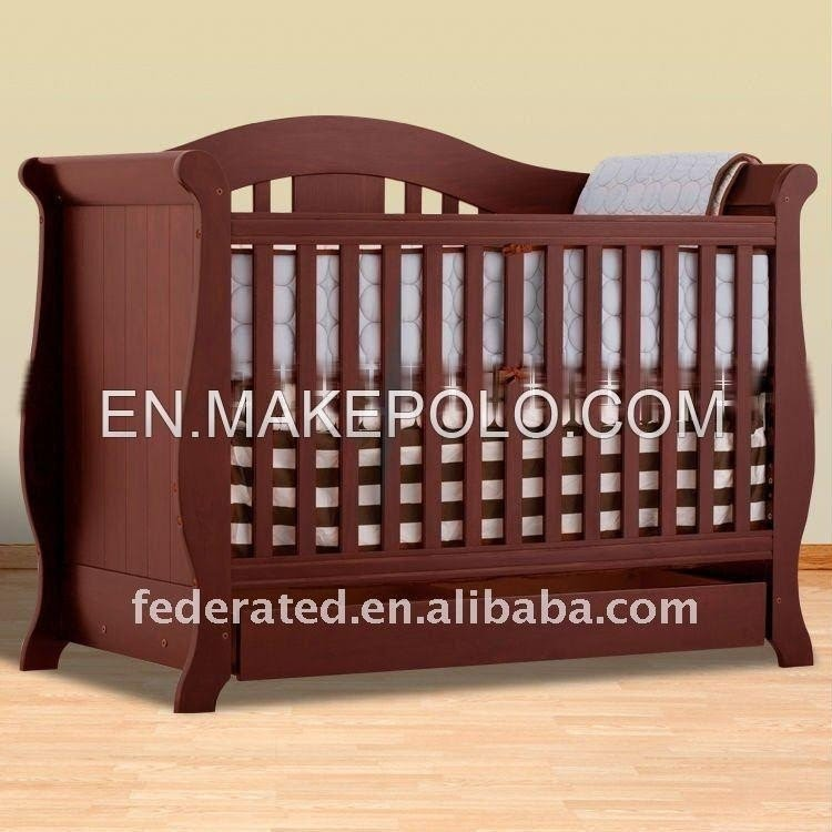 black sleigh crib ideas on foter