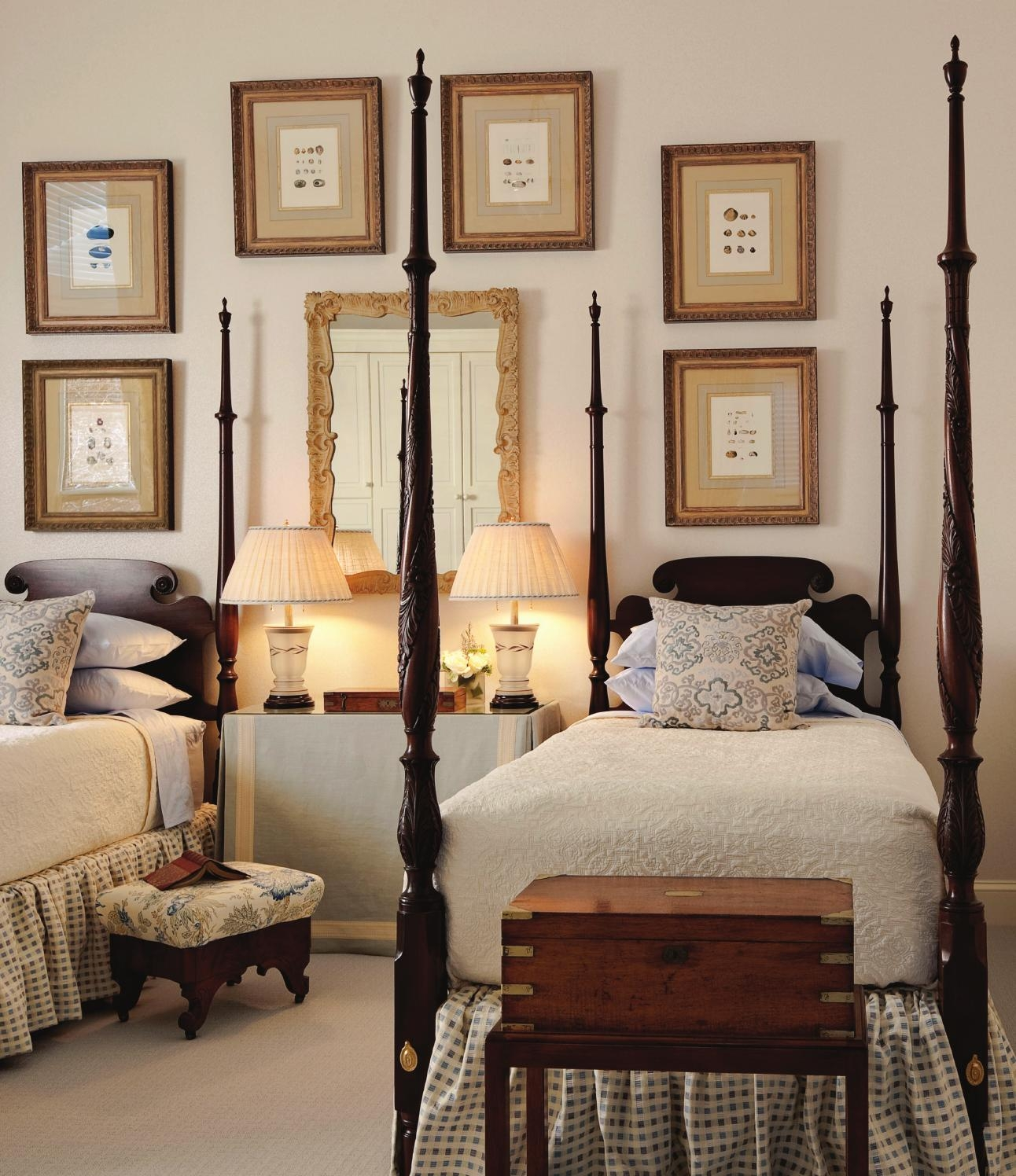 twin four poster bed ideas on foter