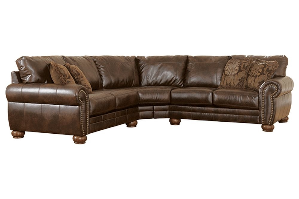 leather nailhead sectional ideas on foter