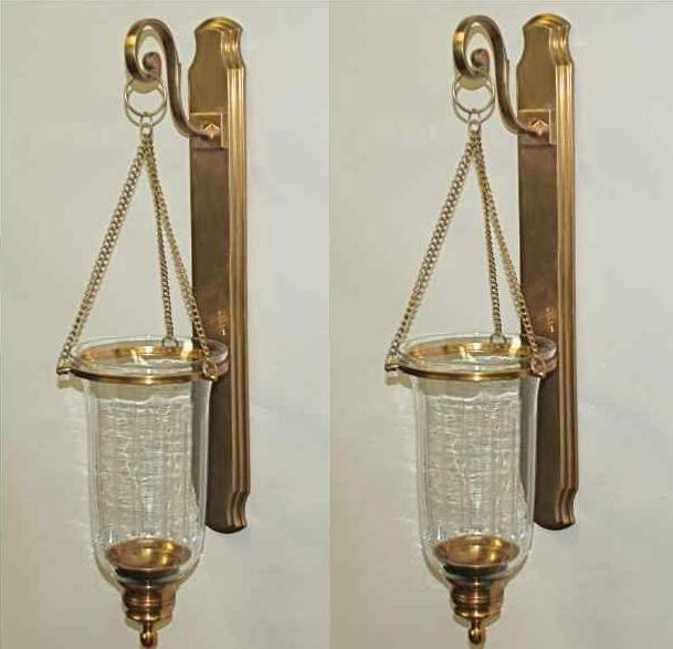 Hurricane Candle Sconces Wall for 2020 - Ideas on Foter on Wall Mounted Candle Sconce id=73148