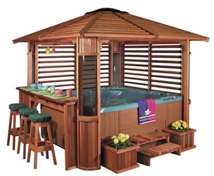 Outdoor Bars For Sale - Foter on Backyard Tiki Bar For Sale id=34916