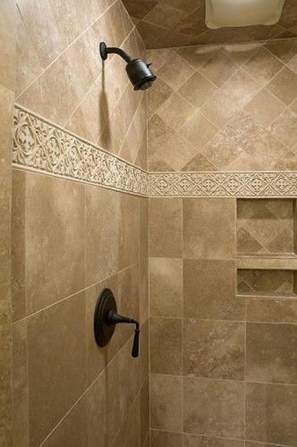 Decorative Border Tile Foter