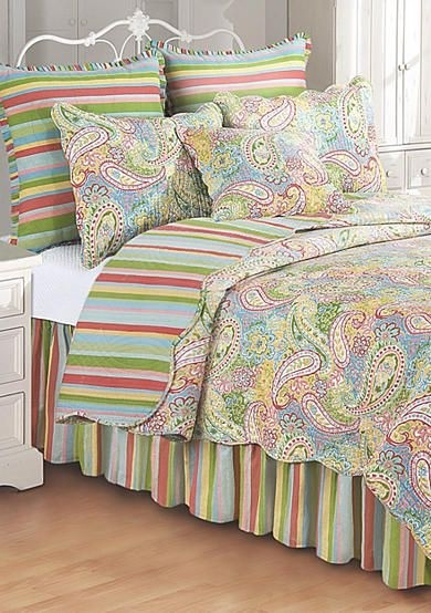 Paisley Quilt Set Foter