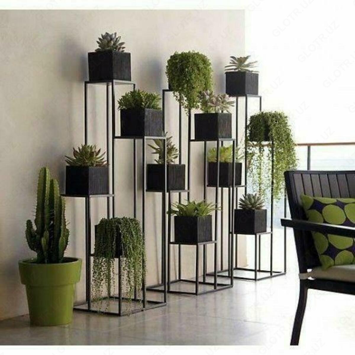 Indoor Plant Stands - Ideas on Foter on House Plant Stand Ideas  id=31023