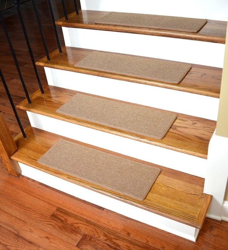 Stair Treads Carpet Non Slip Ideas On Foter | Dean Carpet Stair Treads | Pet Friendly | Gripper Tape | Friendly Diy | Rug | Modern Diy