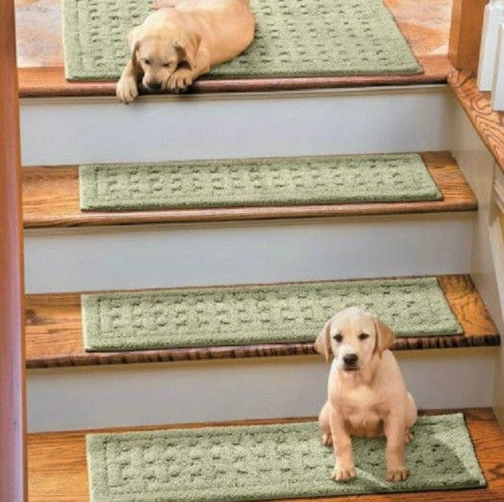 Stair Treads Carpet Non Slip Ideas On Foter | Non Slip Stair Treads Carpet | Self Adhesive | Slip Resistant Rubber Backing | Step | Semi Circle | Adhesive Padding