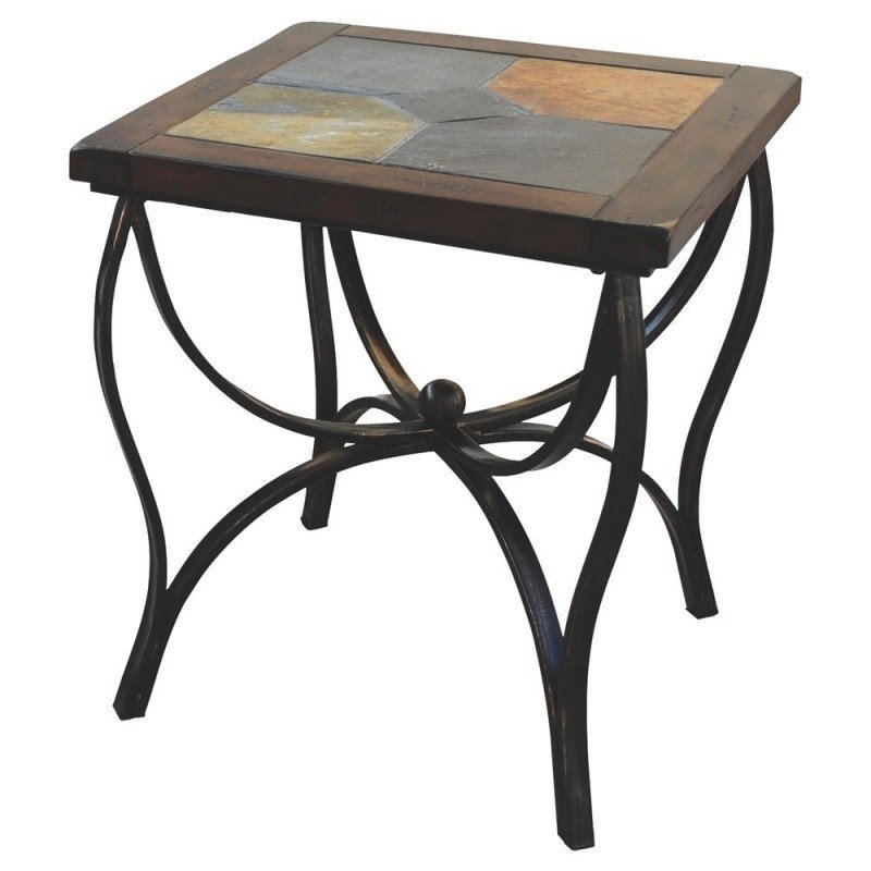 slate top end tables ideas on foter